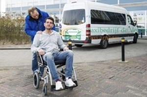 taxi arnhem ziekenhuisvervoer